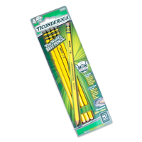 Pencil Yellow Presharpened