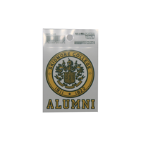 DECAL- INSIDE Alumni Seal