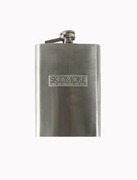Flask Stainless Steel 8oz