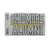 Skidmore Alumni Decal