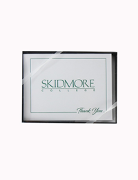 Skidmore College Thank You Cards