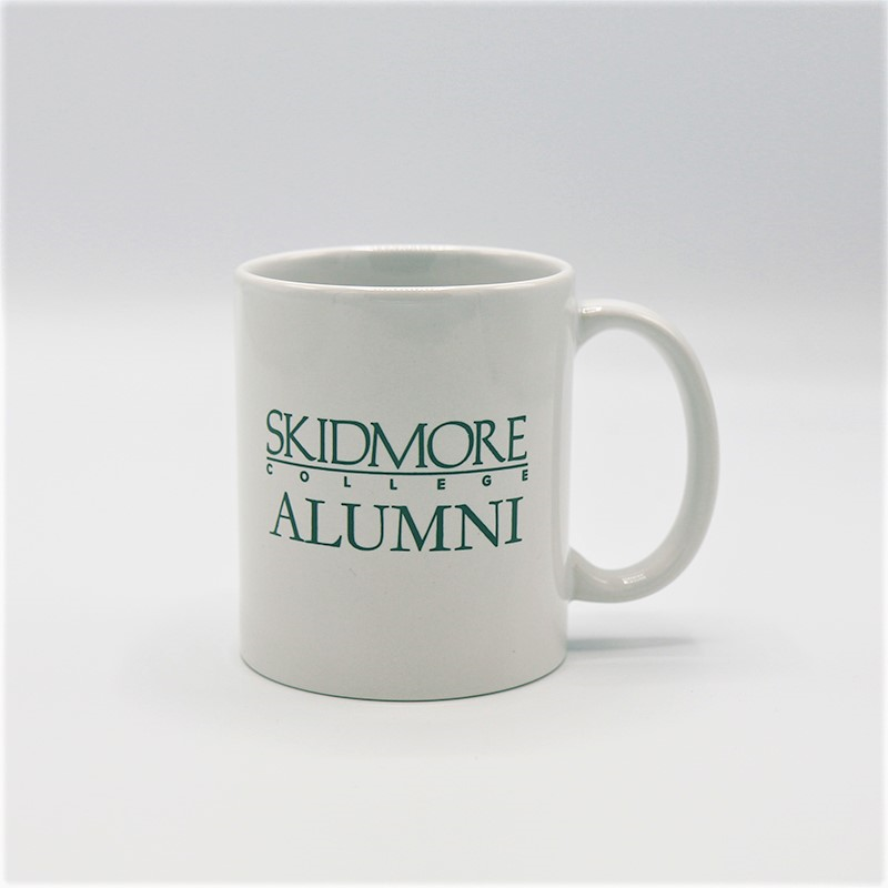 White Alumni Ceramic Mug (SKU 1004382041)