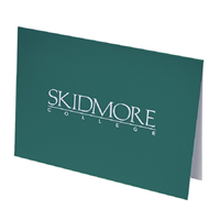 Wordmark Green Blank Card