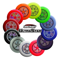 ULTRA STAR ULTIMATE FRISBEE 175g ASST COLOR