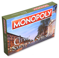 Monopoly Game - City of Saratoga Springs